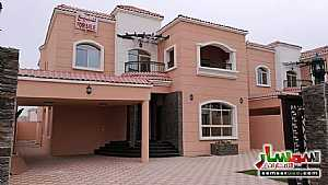 Ad Photo: Villa 5 bedrooms 7 baths 5000 sqft extra super lux in Al Mwaihat  Ajman