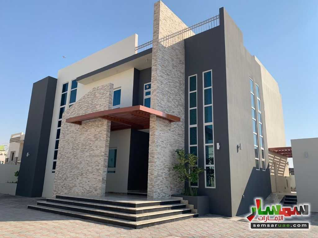 Photo 1 - Villa 5 bedrooms 7 baths 10 sqm super lux For Sale Shakhbout City Abu Dhabi