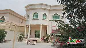 Villa 5 bedrooms 3 baths 5000 sqft super lux For Rent Al Rawdah Ajman - 1