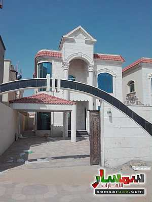 Ad Photo: Villa 5 bedrooms 7 baths 5000 sqft extra super lux in Al Rawdah  Ajman