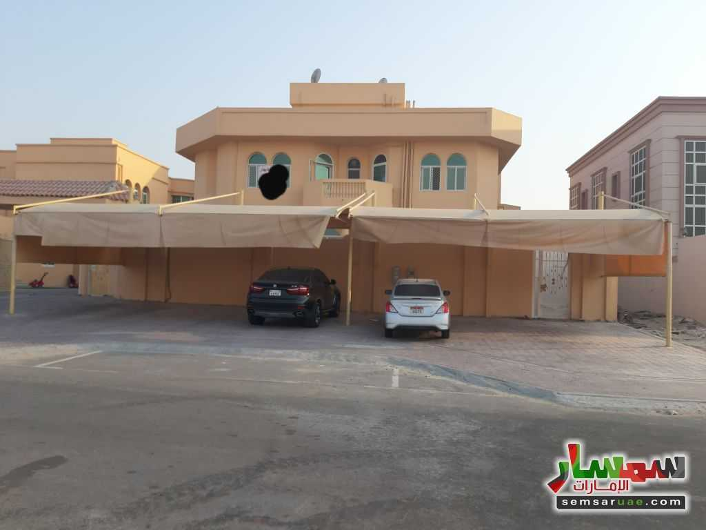 Photo 1 - Villa 8 bedrooms 8 baths 2 sqm lux For Rent Shakhbout City Abu Dhabi