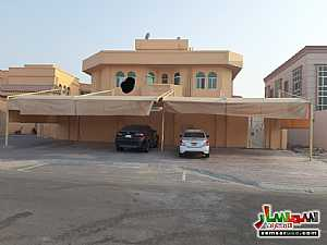 Villa 8 bedrooms 8 baths 2 sqm lux For Rent Shakhbout City Abu Dhabi - 1