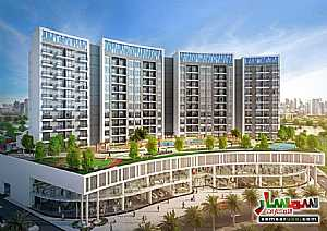 Apartment 1 bedroom 1 bath 60 sqm extra super lux For Sale Dubai Silicon Oasis Dubai - 1