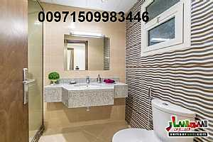 Apartment 2 bedrooms 3 baths 140 sqm super lux For Sale Al Rashidiya Ajman - 4