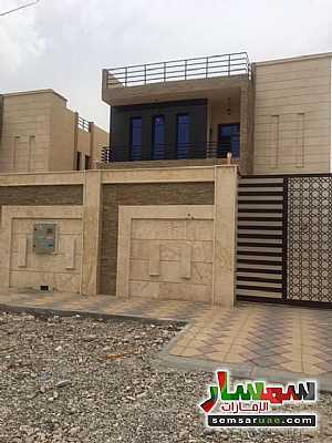 Villa 5 bedrooms 7 baths 465 sqm super lux For Sale Al Rawdah Ajman - 5