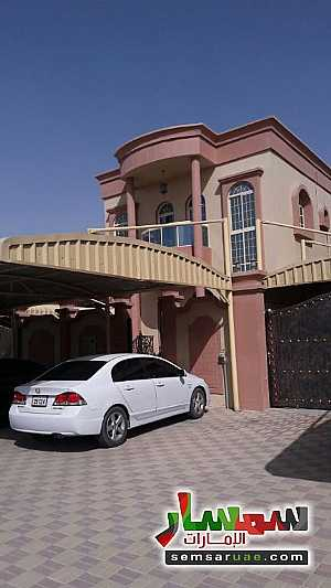 Ad Photo: Villa 5 bedrooms 6 baths 3600 sqft super lux in Al Mwaihat  Ajman