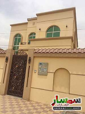 Villa 5 bedrooms 7 baths 465 sqm super lux For Sale Al Rawdah Ajman - 6