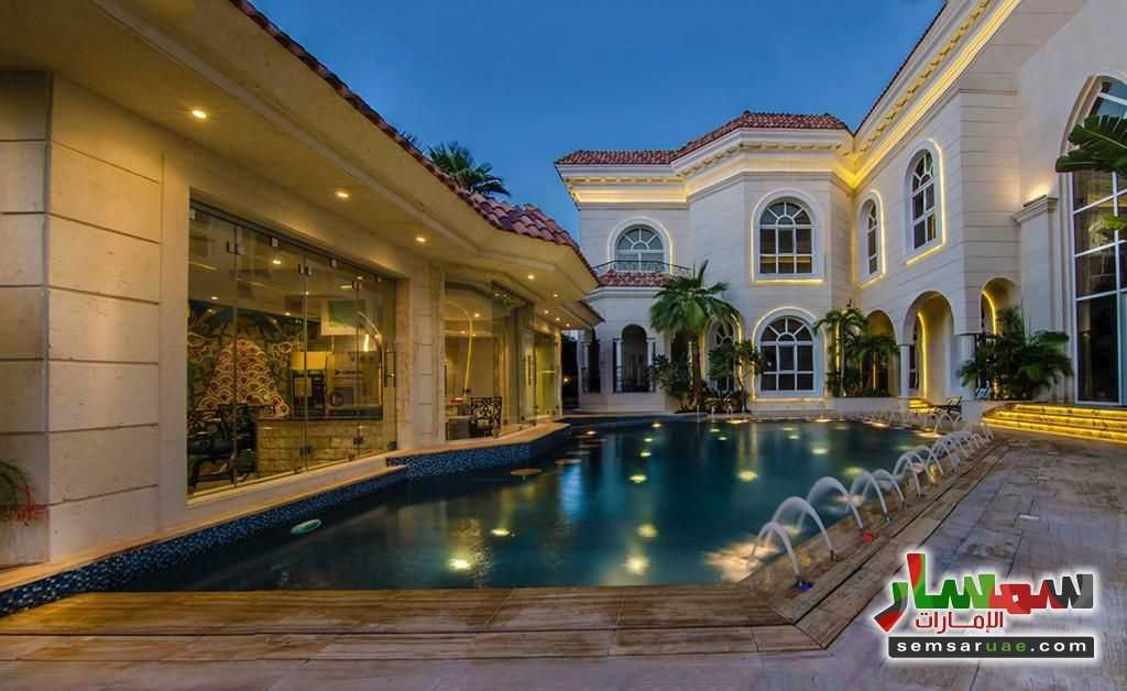 Ad Photo: Villa 11 bedrooms 13 baths 60000 sqft extra super lux in Khalifa City  Abu Dhabi