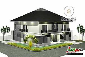 Ad Photo: Villa 5 bedrooms 7 baths in Mohamed Bin Zayed City  Abu Dhabi
