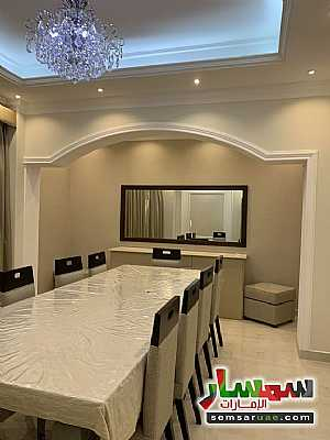 Villa 4 bedrooms 8 baths 4,300 sqft extra super lux For Sale Baniyas Abu Dhabi - 10
