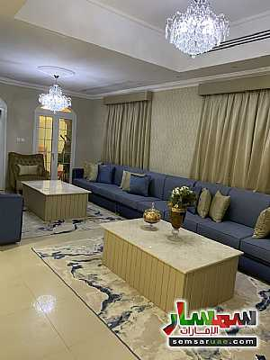 Villa 4 bedrooms 8 baths 4,300 sqft extra super lux For Sale Baniyas Abu Dhabi - 11