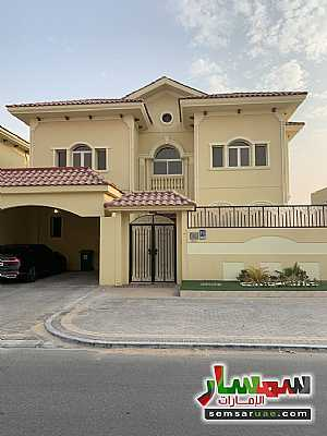 Villa 4 bedrooms 8 baths 4,300 sqft extra super lux For Sale Baniyas Abu Dhabi - 1