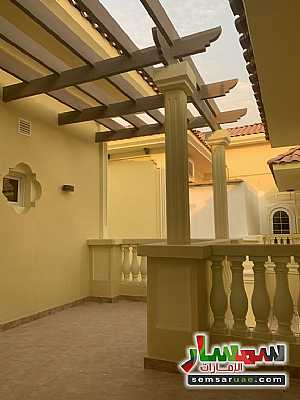 Villa 4 bedrooms 8 baths 4,300 sqft extra super lux For Sale Baniyas Abu Dhabi - 14