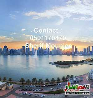 Ad Photo: Apartment 1 bedroom 1 bath 245 sqft extra super lux in Muelih  Sharjah