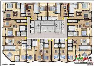 Ad Photo: Apartment 1 bedroom 1 bath 50 sqm super lux in Al Alia  Ajman