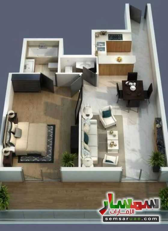 Photo 3 - Apartment 1 bedroom 1 bath 1400 sqft For Sale Dubai Marina Dubai