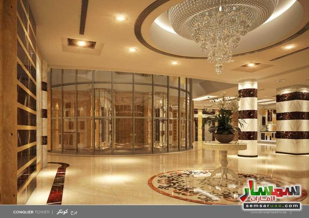 Photo 1 - Apartment 1 bedroom 2 baths 1,200 sqft extra super lux For Sale Ajman Industrial Area Ajman