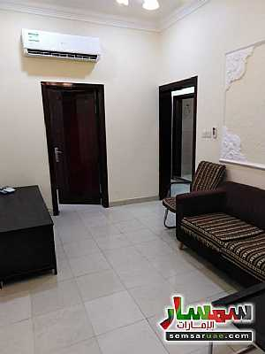2BHK Fully Furnished Flat with Gym, kid's playground, pool, lounge & cafe located at Al Towayya للإيجار المطارد العين - 14