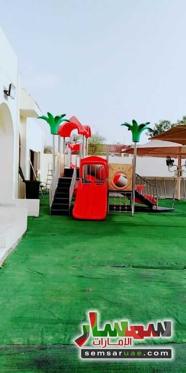 Photo 2 - 3BHK Fully Furnished Flat with kid's playground and lounge located at Al SAROOJ area - ALAIN CITY For Rent Al Neyadat Al Ain