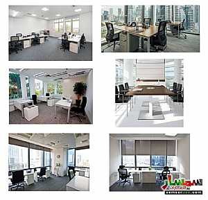 Ready Serviced Office for Rent in Dubai Sharjah, AbuDhabi & Ajman للإيجار أبو شغارة الشارقة - 1