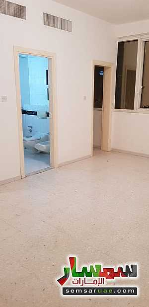 Room in najda st normal room and master room and made room and salon For Rent Electra Street Abu Dhabi - 1